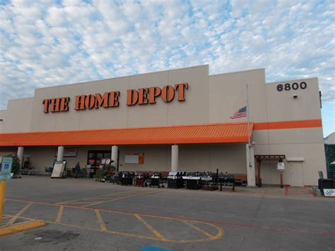 the home depot houston tx company profile