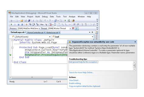 tutorial vb net mvc asp net mvc routing overview vb the asp net site