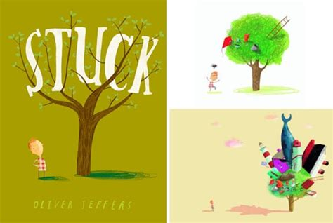 stuck picture book best children s books 2011 ny times illustrated