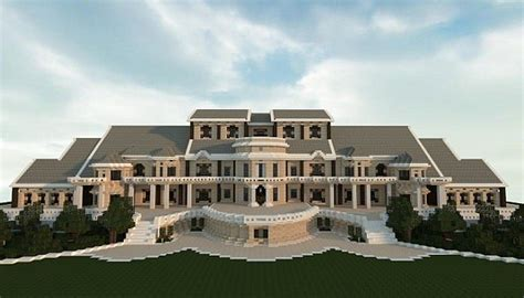 mansion house design luxury mansion minecraft house design