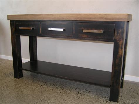 bespoke rustic table everwood