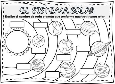 imagenes del universo para imprimir imagenes de los planetas del sistema solar para ni 241 os