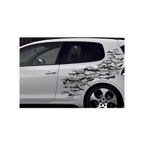 Auto Aufkleber Jdm by Camouflage Auto Aufkleber Set Jdm Offroad Tarnmuster Vinyl