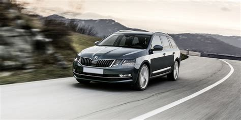 skoda ocavia skoda octavia estate review carwow
