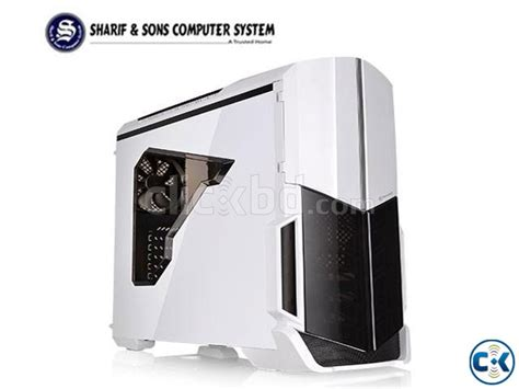 Thermaltake Versa N21 Snow Edition thermaltake versa n21 snow white win sgcc clickbd