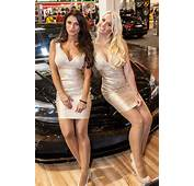 Foto Messe Girls Essen Motor Show 2014 Vergr&246&223ert