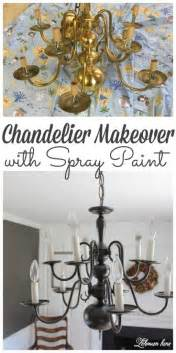 Dining Room Chandelier Makeover 25 Best Ideas About Chandelier Makeover On