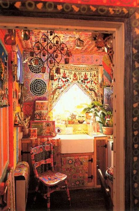 bohemian home design eye for design decorating chic style