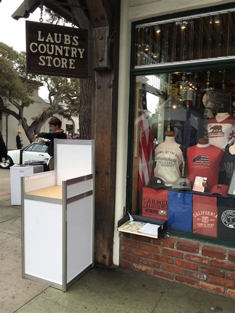 laub s country store s clothing ave san