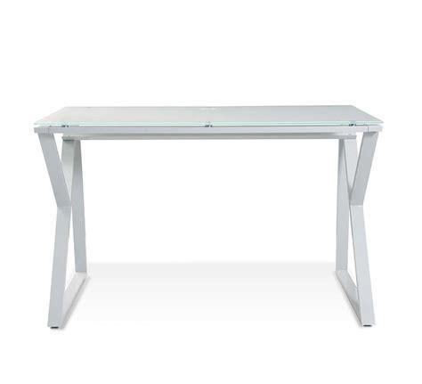 white desk with glass top unique furniture glass top white desk 223 unique desks