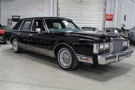 how does cars work 1985 lincoln town car user handbook 1985 lincoln town car gr auto gallery