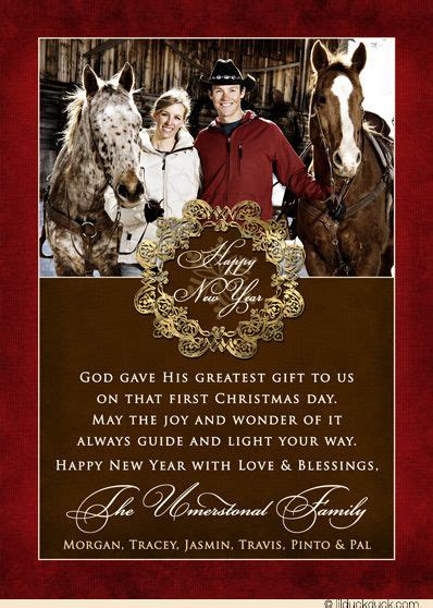 religious  year cards   peace grace personalized pet holiday cards