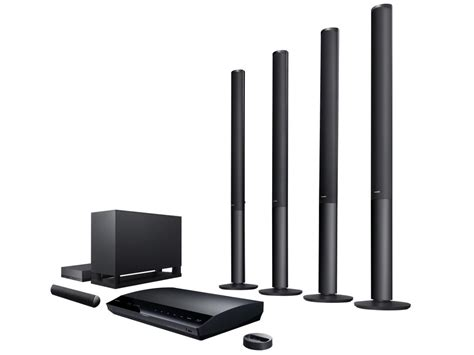sony introduces bdv 3985wh 5 1 3d home theatre system