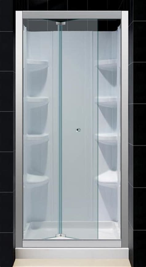 Butterfly Shower Door Dreamline Quot 32 X 32 Quot Butterfly Shower Door Base And Backwalls Complete Combo Ebay