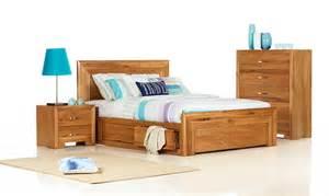 King Size Timber Bedroom Suite Bedroom Furniture Bed Suite W Furniture Or Frame Only