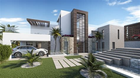 Mansion For Sale by New Build Luxury Modern Villa For Sale Private Pool