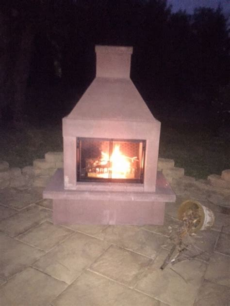 mirage outdoor fireplace mirage see through outdoor woodburning fireplace