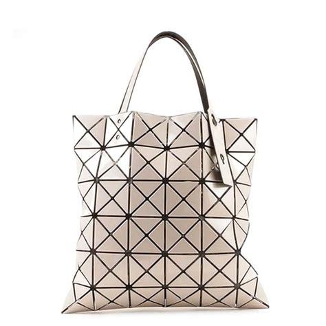 Handbag Bao Bao G172 Murah 1st point rakuten global market バオバオイッセイミヤケ bao bao issey miyake tote bag shiny beige beige