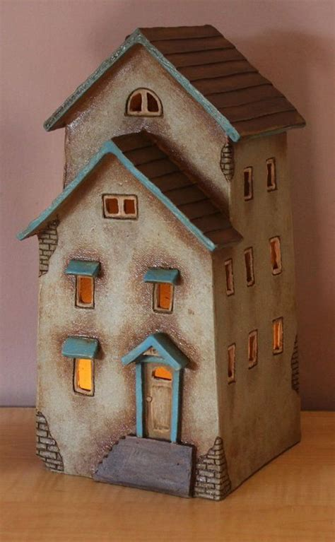 clay houses 1000 images about ceramic houses on pinterest