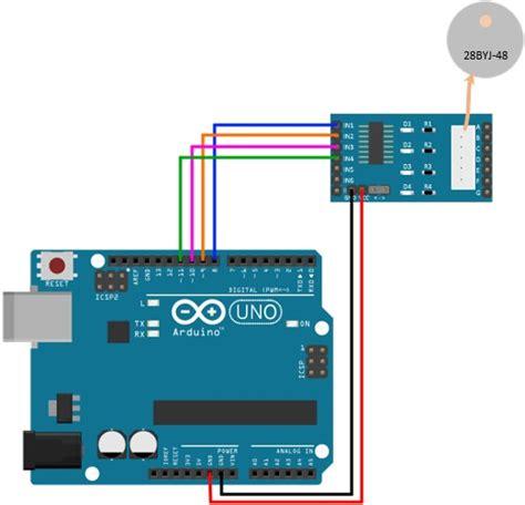 code arduino stepper uln2003 stepper motor driver board motors and actuators