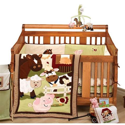 Baby Barnyard Crib Bedding Farm Nursery Bedding 28 Images The Richeys From Bg Nursery Theme Baby Barnyard Crib Bedding