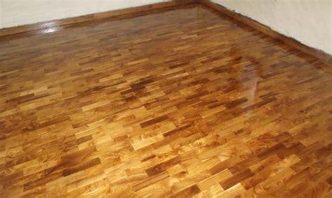 Lantai Kayu Solid lantai kayu solid