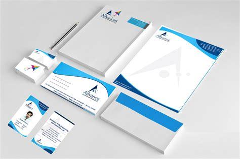 pads layout logo print media brand identity design z s microtech