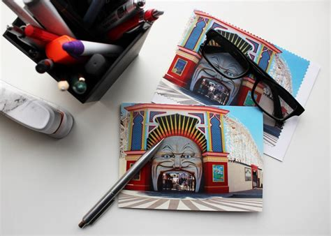 Gift Cards Melbourne - luna park melbourne greeting card gt madproducts