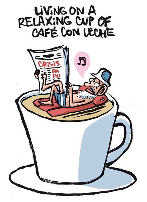 imagenes animadas tomando cafe im 225 genes divertidas de relaxing cup of caf 233 con leche