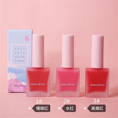 Innisfree Petal Blusher 8 5ml Color No 2 Pink m 225 hồng dạng lỏng innisfree petal blusher 8 5ml