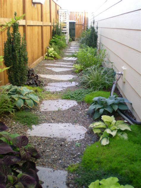 houzz backyards small backyards traditional landscape seattle by
