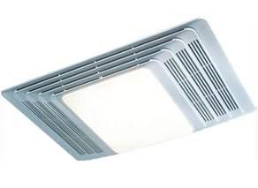 bathroom fan light combo reviews broan 655wh white 70 cfm bath fan light heater