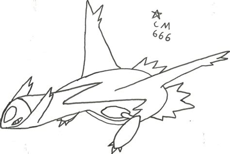 pokemon coloring pages latios latios redone it s not latias ah by coolman666 on