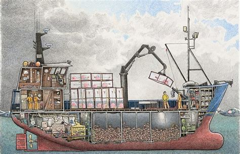crab fishing boat design my newest project page 58 cruising anarchy sailing