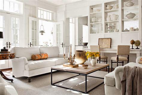 Lentera Lantern Shabby Chic Vintage Rustic Putih White Besar 1 la formula sencilla para decorar una sala estilo vintage