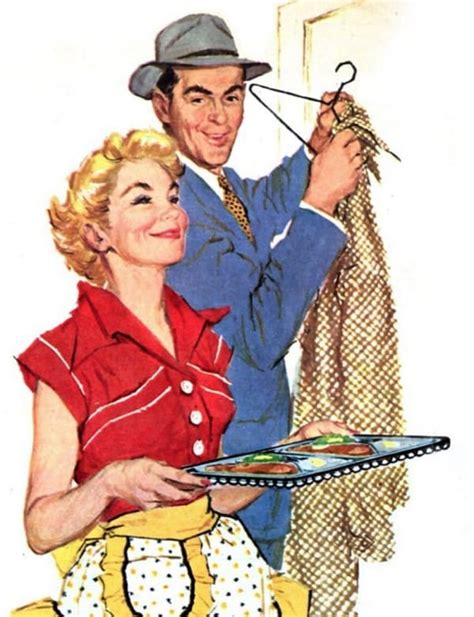 how are women in their 60s supposed to dress this 1955 good house wife s guide explains how wives