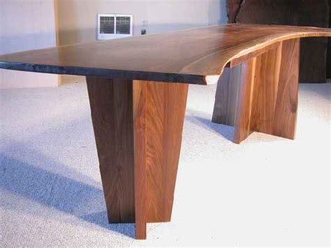 custom table bases by dumond s custom handmade furniture