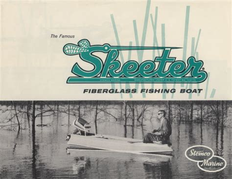 skeeter boats made a look back at the history of skeeter boats classic bass