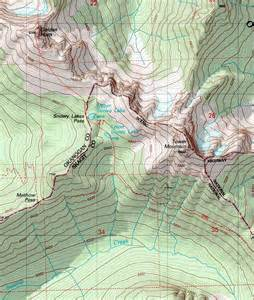 creating topo maps using earth general