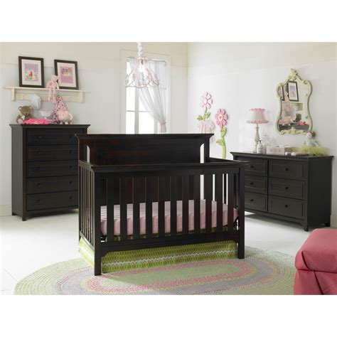 Ti Crib by Ti Amo Carino 4 In 1 Convertible Crib Collection Cribs
