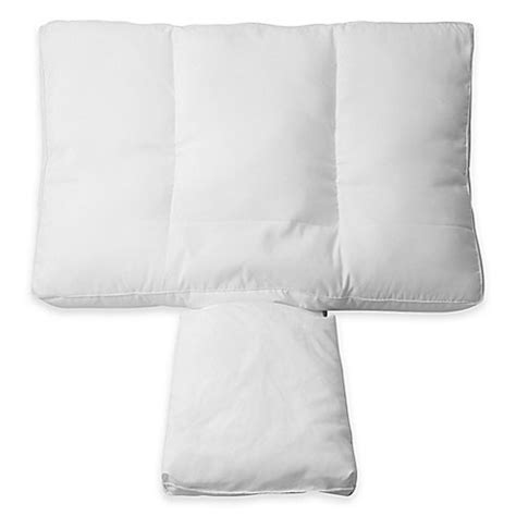 horn classics adjustable sleeping pillow with neck support bed bath beyond