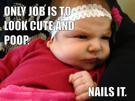 Cute Baby Memes - five things mostly about babies 187 archives of our lives