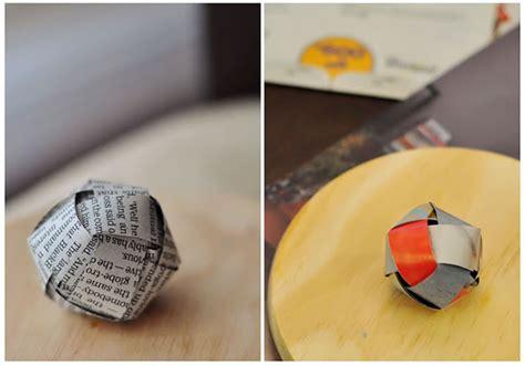 Make Paper Balls - bolitas de papel paso a paso gu 237 a de manualidades