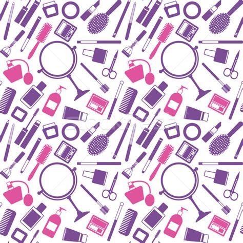 makeup pattern vector makeup vector background www pixshark com images