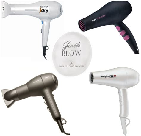 Bio Ionic Nano Hair Dryer hair dryer etc bloomize