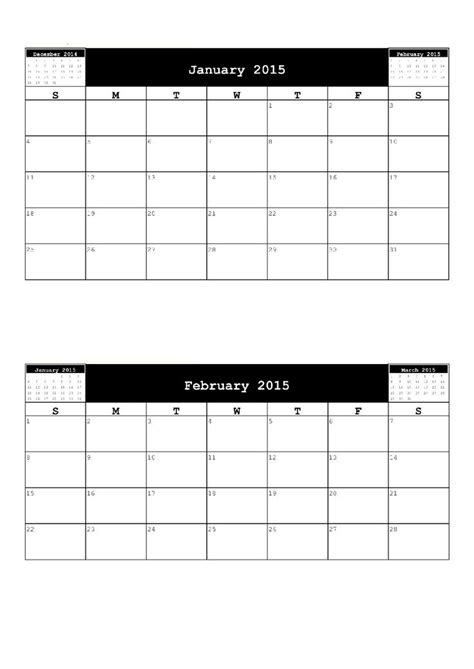 We Have Release A Selection Of Free 2015 Calendar Templates At The Moment There Are 3 Launch Calendar Template