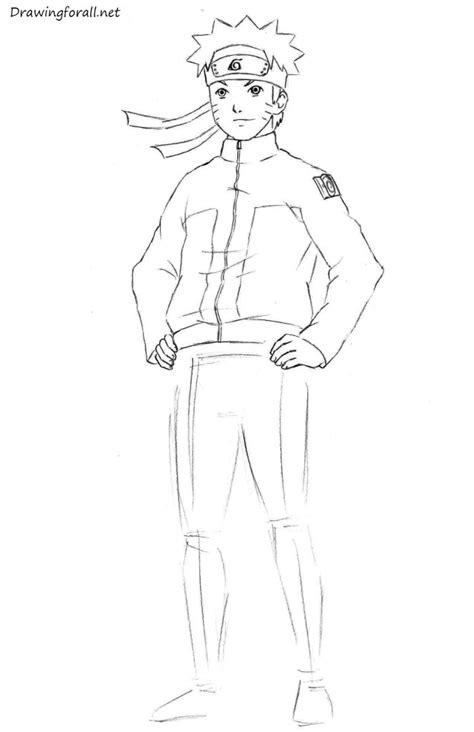 how to draw naruto how to draw naruto drawingforall net