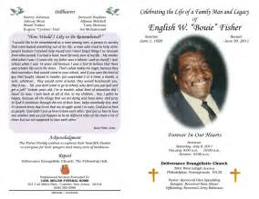 sample obituary program pictures to pin on pinterest