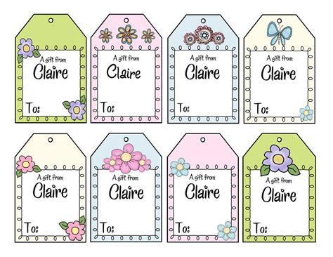 printable gift tags personalized printable personalized i m a girl gift tags personalized