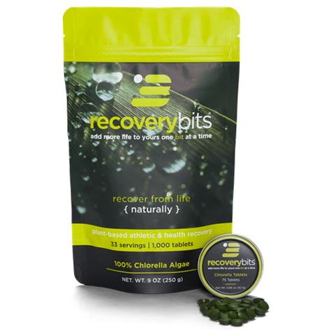 Ionithermie Algae Detox Review by Recoverybits 174 100 Organic Chlorella Algae